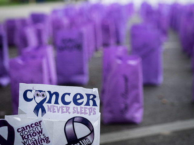 Relay for Life Cancer Never Sleeps