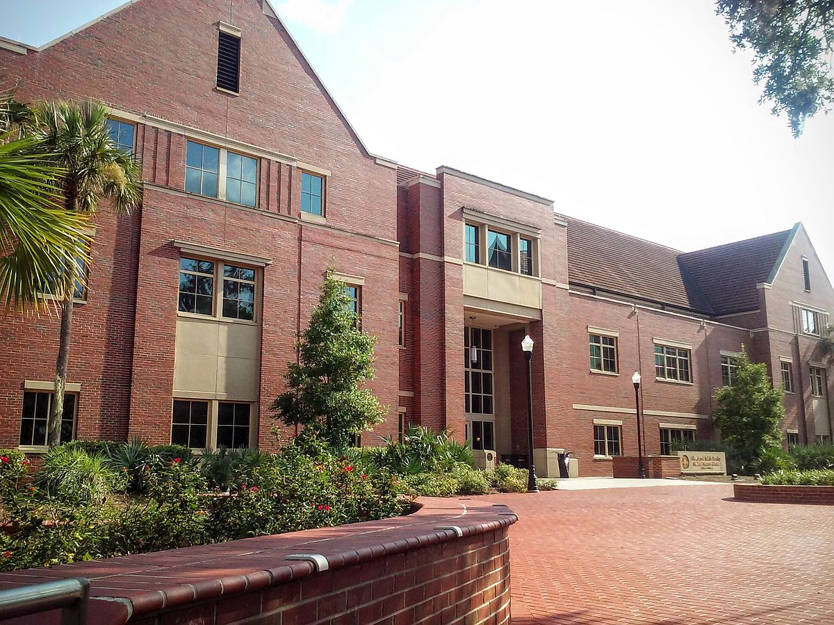 Dunlap Center Building Exterior on FSU campus